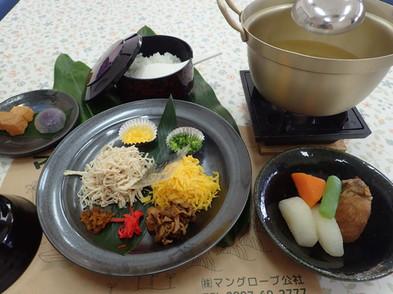 鶏飯黒豚1,500円.JPG