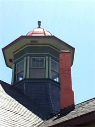 Cupola built by Mr. Gary Jackson