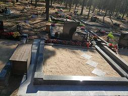 Гранитные ограды | Изготовление гранитных оград