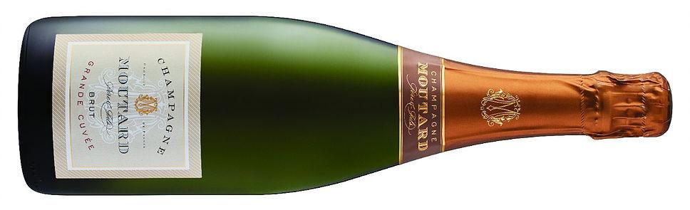 Moutard Grande Cuvée brut Champagne $39.95