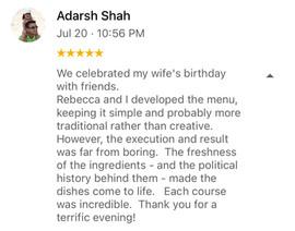 Adarsh Shah Review