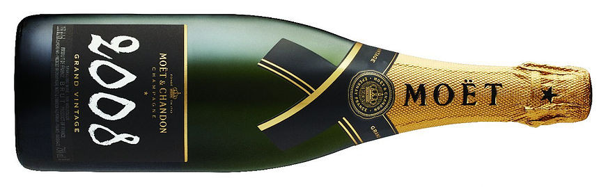 Moët & Chandon Grand Vintage Brut Champagne 2008 $92.95