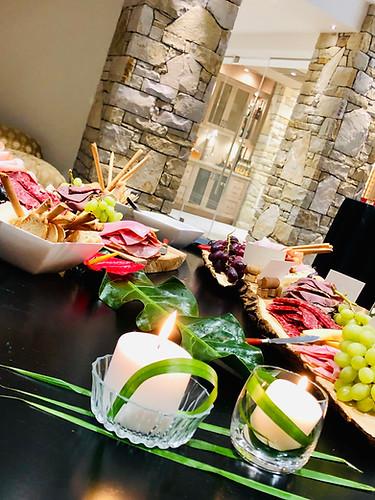 Event Decor & Food Pairings in GTA
