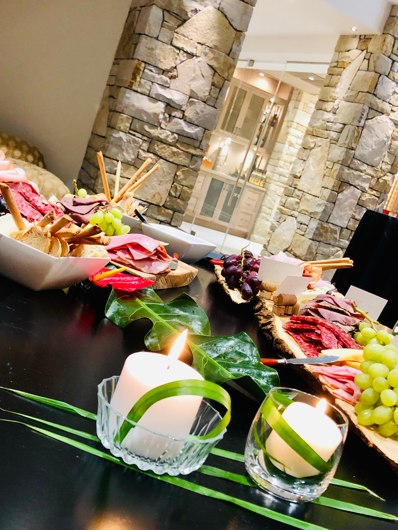 Charcuterie Boards from a Toronto Personal Chef