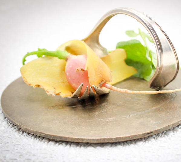 Artistic Hor D'Oeuvres