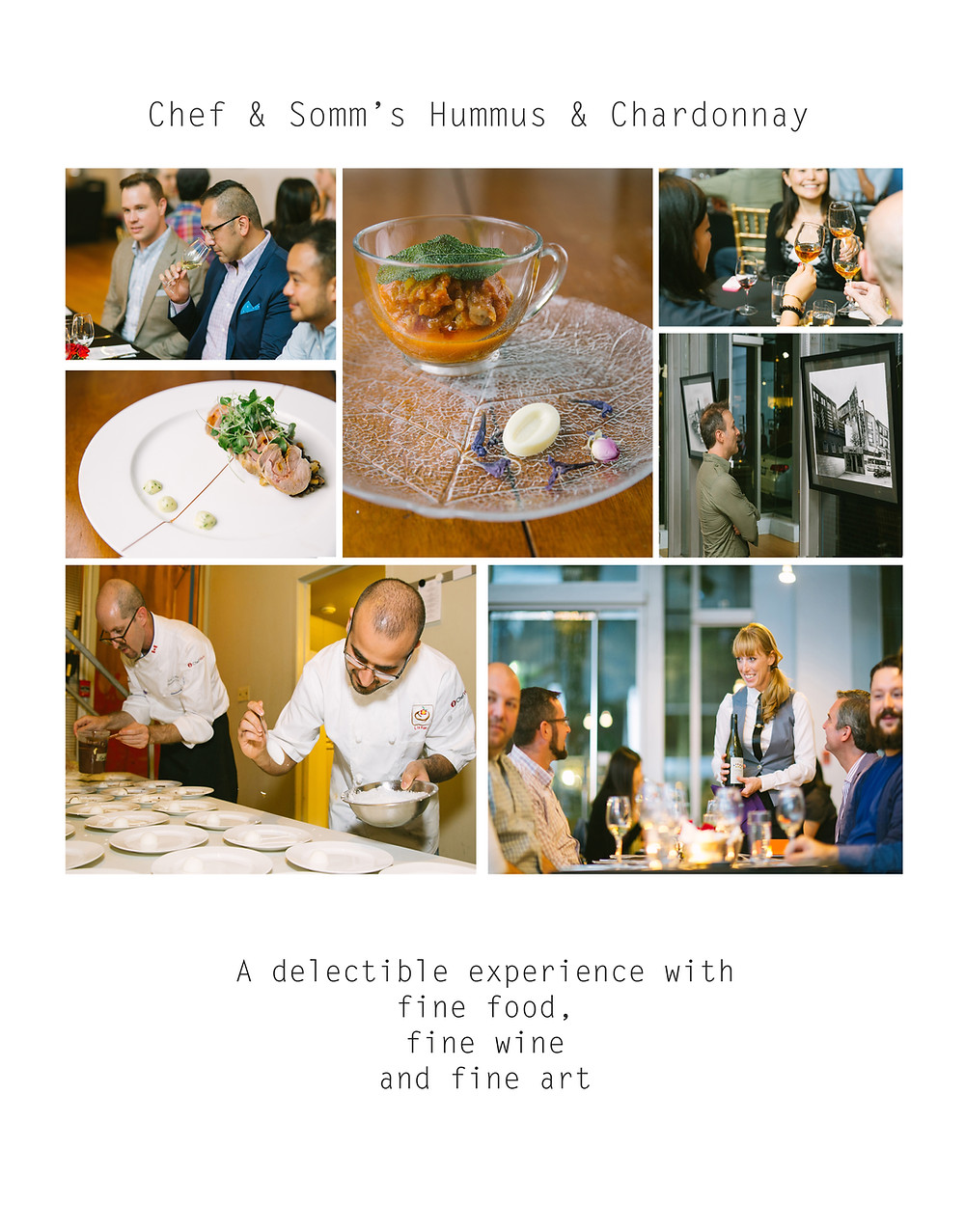 private chef for dinner party toronto