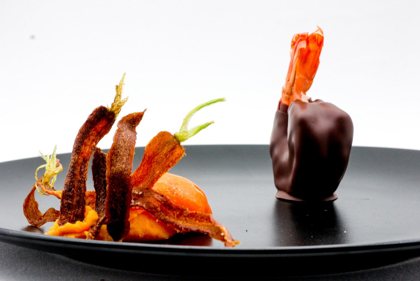 Chef Eyal Liebman's Food Creations