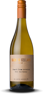 Back 10 Cellars, Start from Scratch Chardonnay, Beamsville Ontario 2016