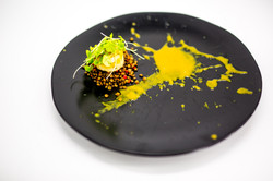 Well-served food on a plate | Chef & Somm