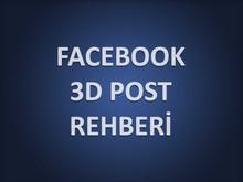 Facebook İçin 3d Post Hazırlama Rehberi