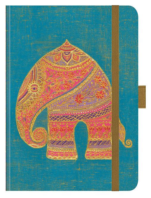 Indischer Elefant ∞ Premium Notes Big ∞ Korsch Verlag