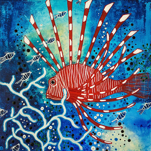 Firefish available - Preis auf Anfrage