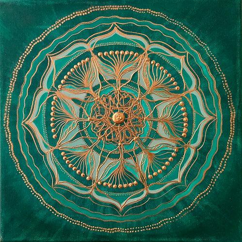 Mindfulness - Spirit of forrest