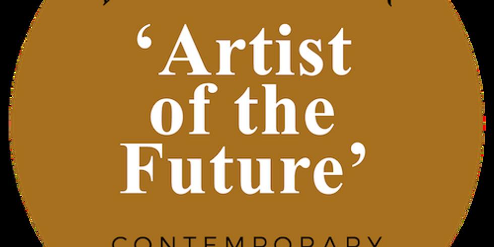 "Award Winner ""Artist of the future"" by Contemporary Articurator Magazine"