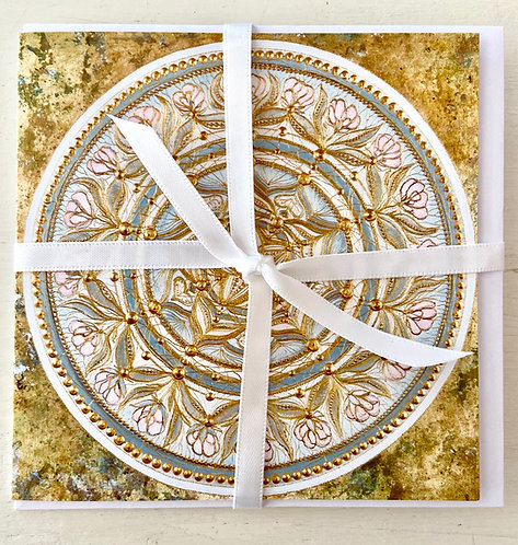 Love blessing - greeting card - Glückwunschkarte