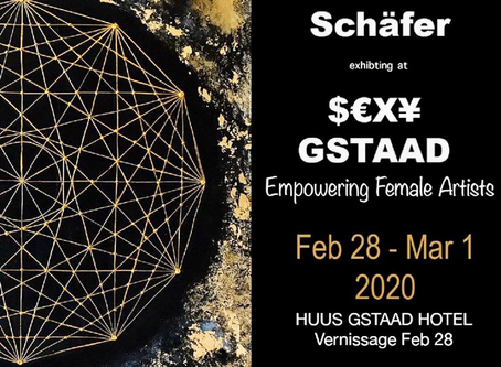 #safethedate #gstaad #art #exhibition
