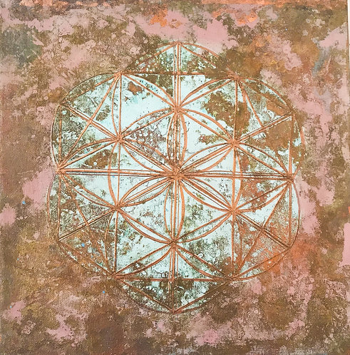 Heilige Geometrie ∞ Saat des Lebens sold
