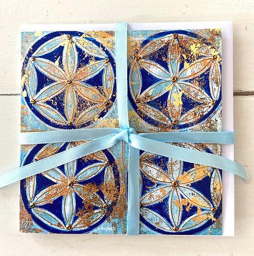 The Mediterranean IV  greeting card - Glückwunschkarte mit Umschlag