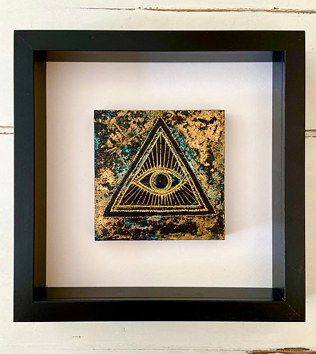 Mystica series - all seeing eye 👁SOLD