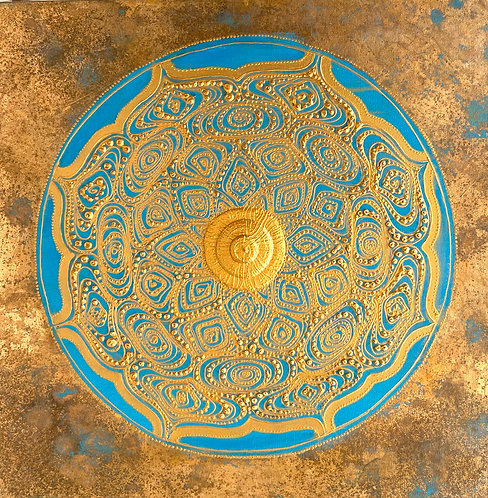 Malediven Mandala