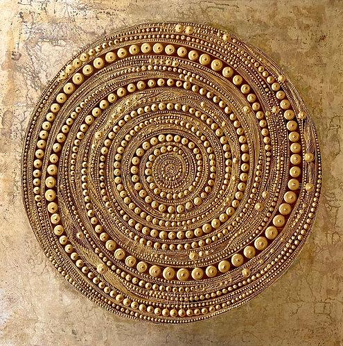 Lebensfreude - circles of life- available