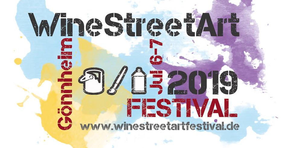 4. WineStreetArt Festival 2019 Gönnheim (1)