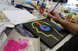 Kreativ Workshop ASTA FH Bielefeld