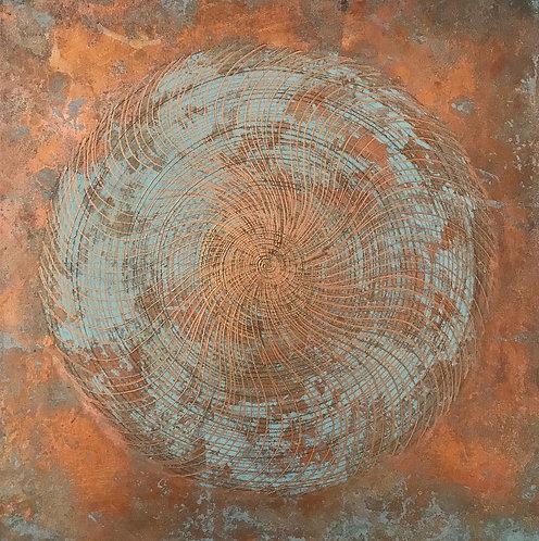 Heilige Geometrie ∞ Torus I - SOLD