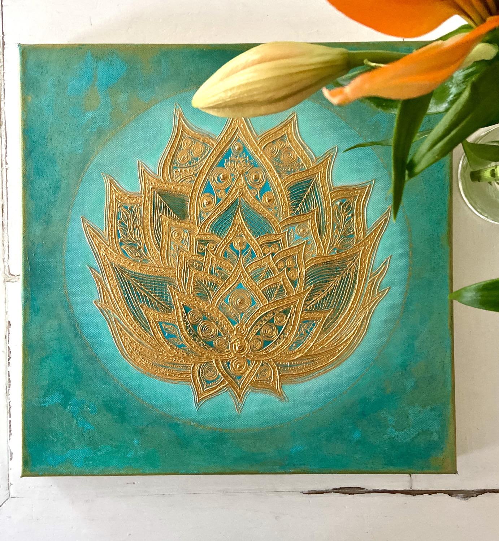 Mindfulness - Lotus - Price upon request