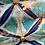 Thumbnail: OEKOTEX 100 Cotton - the Mediterranean -   - behelfsmaske - mask -