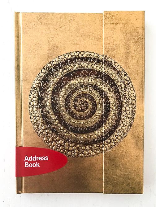 Elefantenspirale ∞ Premium Address Book Big