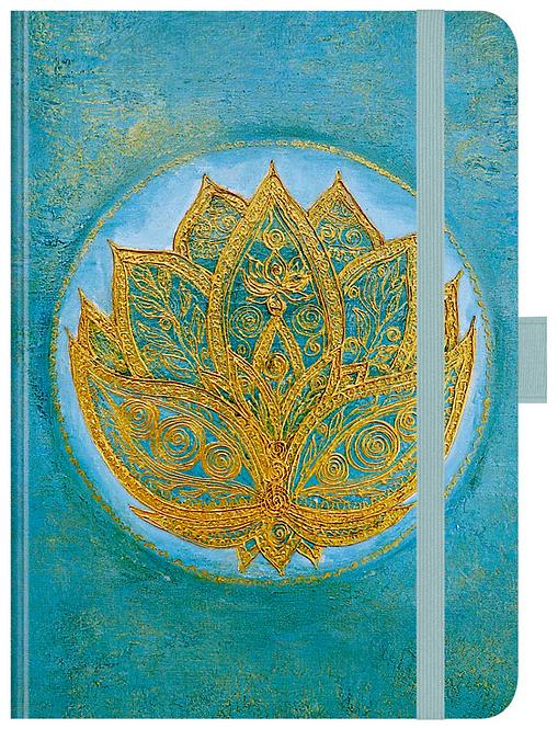 Lotus 2021 ∞ Premium Timer Big ∞ Korsch Verlag