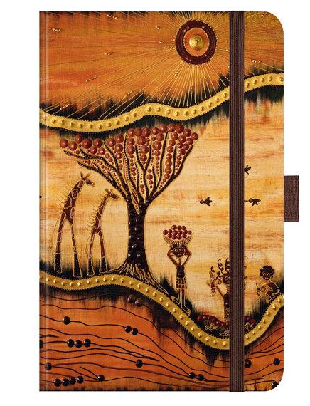 AfricanArt-Landschaft ∞ Premium Notes Small ∞ Korsch Verlag