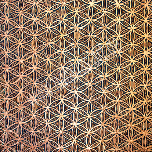 Blume Des Lebens (Pattern)- Price upon request
