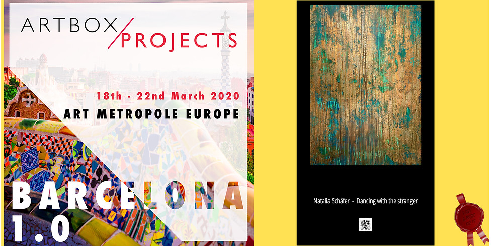 ‼ ️POSTPONED‼ ️ ARTBOX.PROJECT Barcelona 1.0