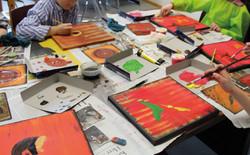Kreativ Workshop, Grundschule 1-4 Kl