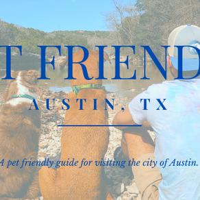 Pet Friendly - Austin, Tx