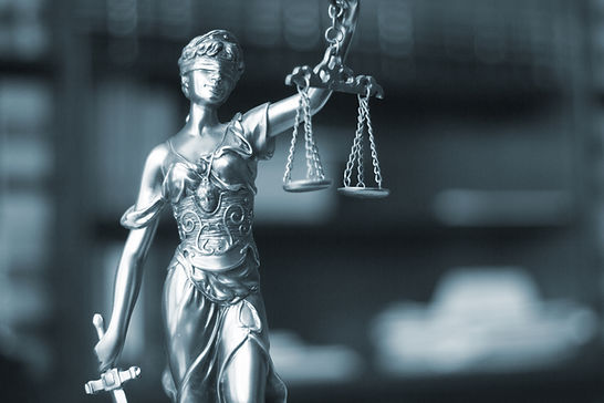 Lady Justice Schoon Law Firm
