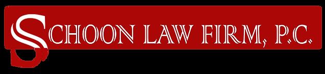 Board Certified Criminal Law Schoon Law Firm