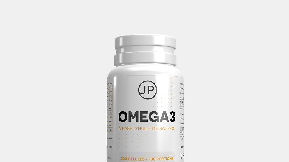OMEGA 3 a base d'huile de saumon