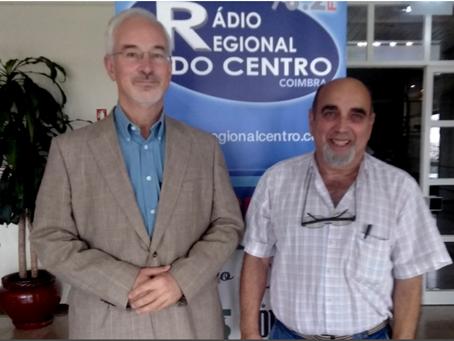 ENTREVISTA NA RÁDIO REGIONAL DO CENTRO - 20 Out 2018