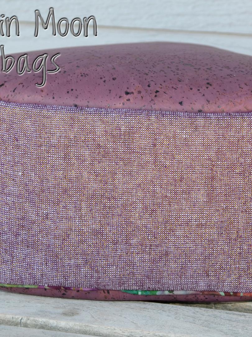 Olive Vanity Bag bottom
