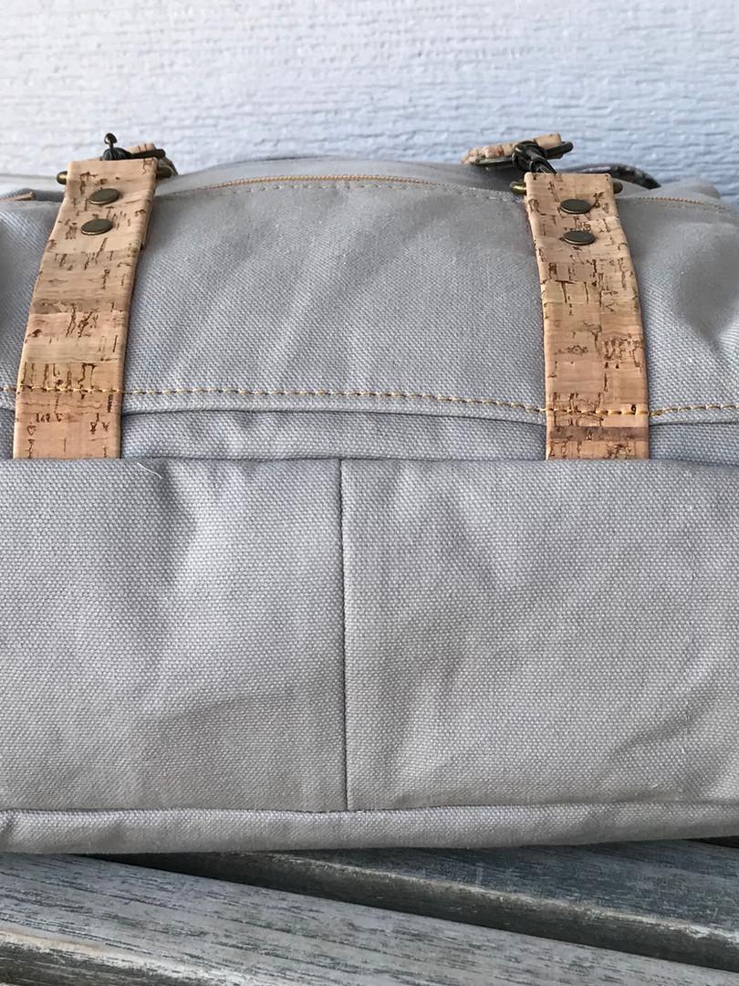 Madison Hunting Bag bottom