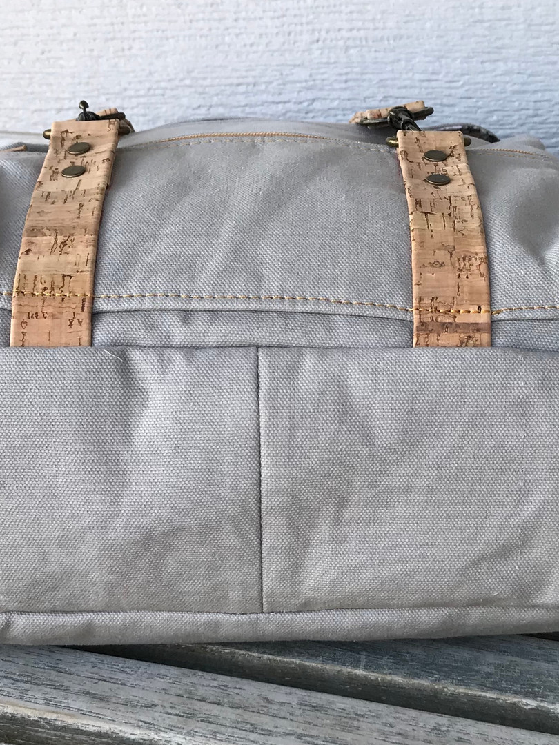 Madison Hunting Bag bottom