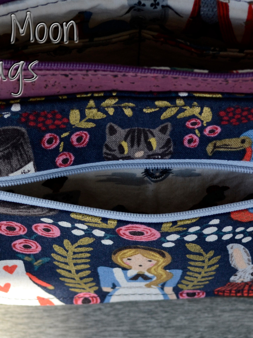 Orchid Waist Pack top