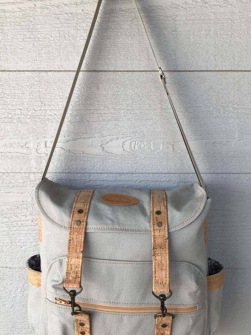 Madison Hunting Bag front