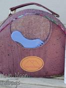 Olive Vanity Bag