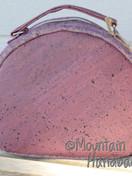 Olive Vanity Bag back