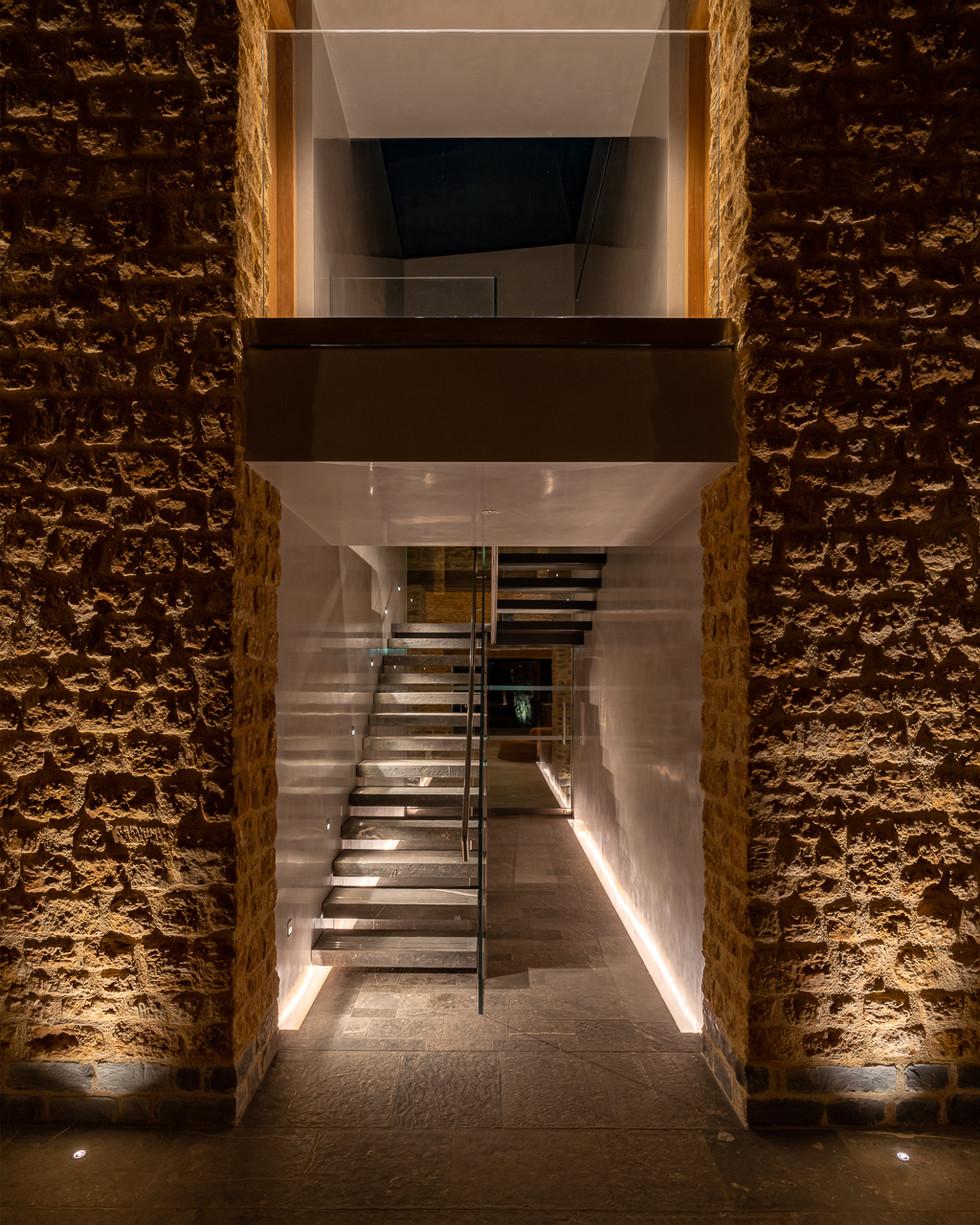 Spa Stair