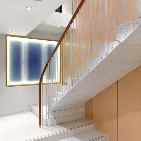 J&M - Main Stair